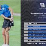 UK WGolf: Frye Goes Low in Opening Round of Liz Murphey Collegiate Classic