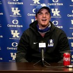 UK Wildcats Football Wilson Berry – Pre-Spring Practice Presser
