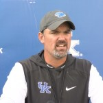UK Wildcats Football DC Coach Brad White Previews Chattanooga