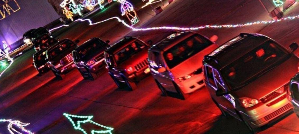 Louisville Christmas Show 2021 The Best Christmas Light Displays In Kentucky 2020 Ky Spotlight