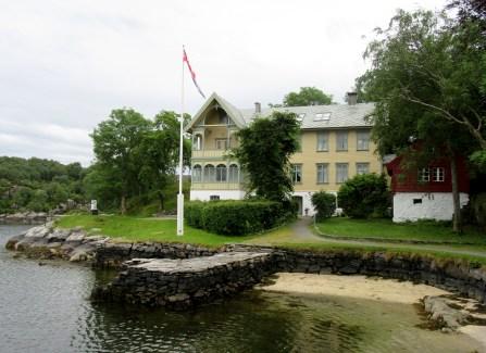 Sveitservilla i Skerjehamn