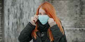μάσκα ενάντια στον κορονοϊό