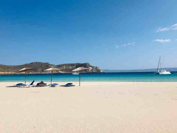 beach umrellas
