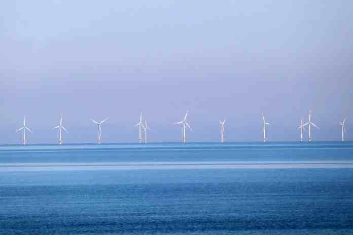 pinwheel, wind power plants, turbines