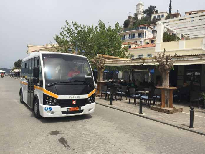 λεωφορεία Δήμου Πόρου