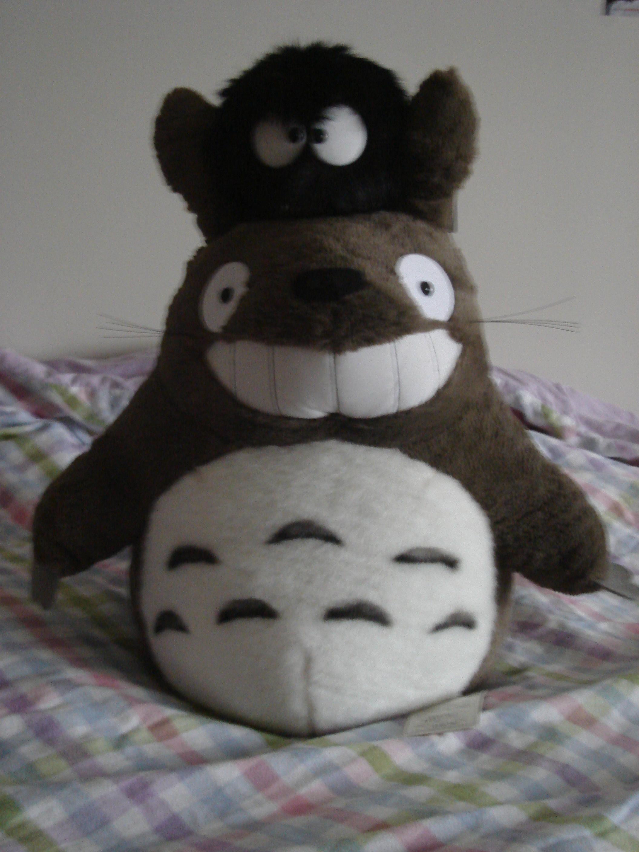 Totoro & Dust Ball