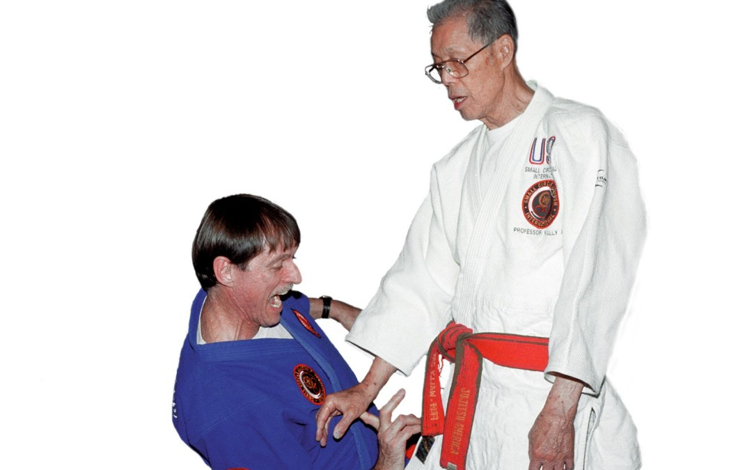 Small Circle Jujitsu