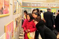 九州創価学会・少年少女希望絵画展