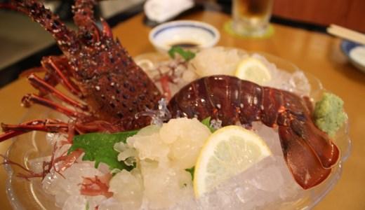 在天草有大魚缸的餐廳吃海鮮-いけす料理やまもと
