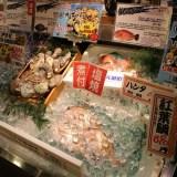 えびす丸的海鮮檔。選到合時新鮮海鮮。