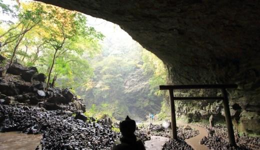 天岩戶傳說之地 – 天安河原與天岩戶神社
