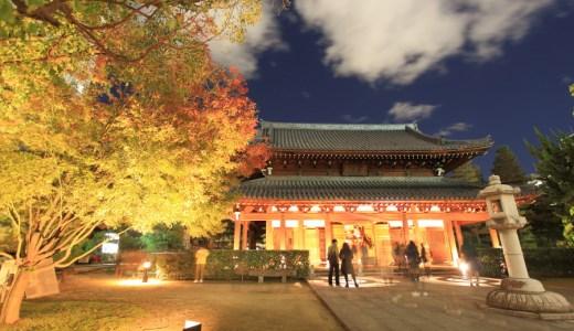博多區内燈飾活動 – 博多千年煌夜