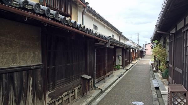 今井町の町並み2