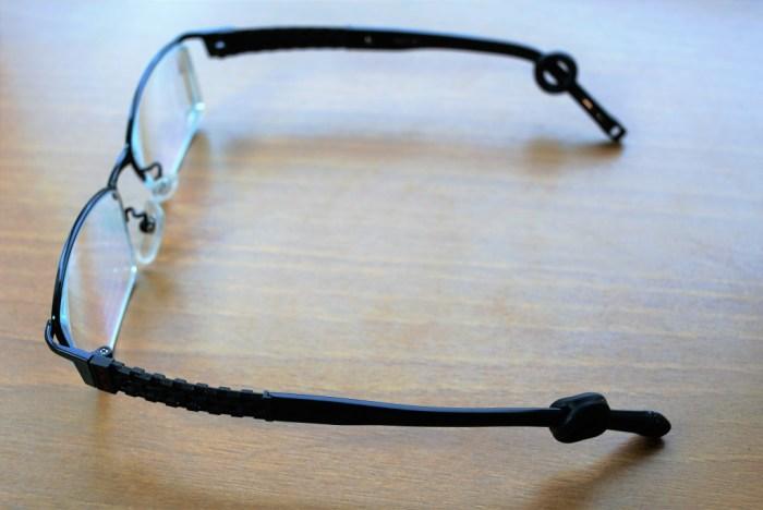 メガネズレ落ち防止ピタリング