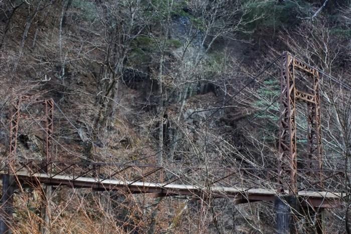 丹波山渓谷