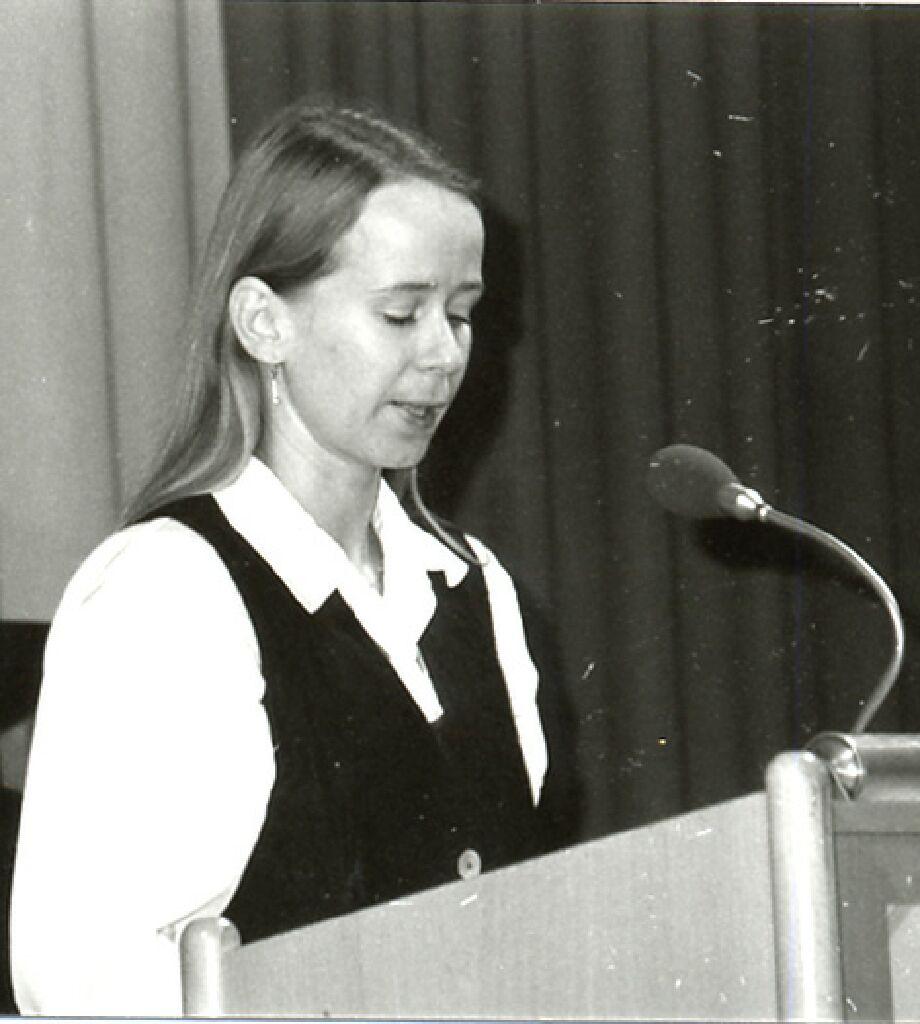 Christine Glauning 1996