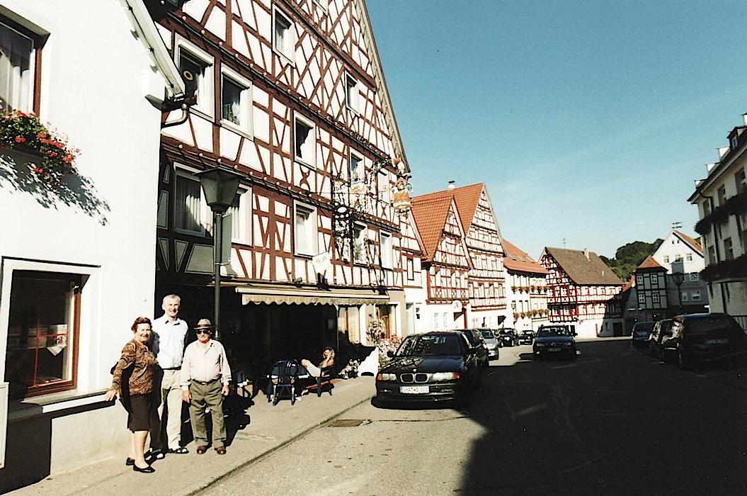 066Walk through Trochtelfingen