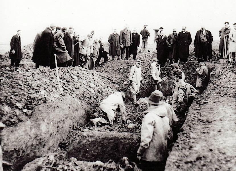 BISINGEN –  Konzentrationslager und Ölschieferwerk (4/6)
