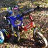 「Teyimo LEDテールライト」を子供の自転車に装着すると安心!