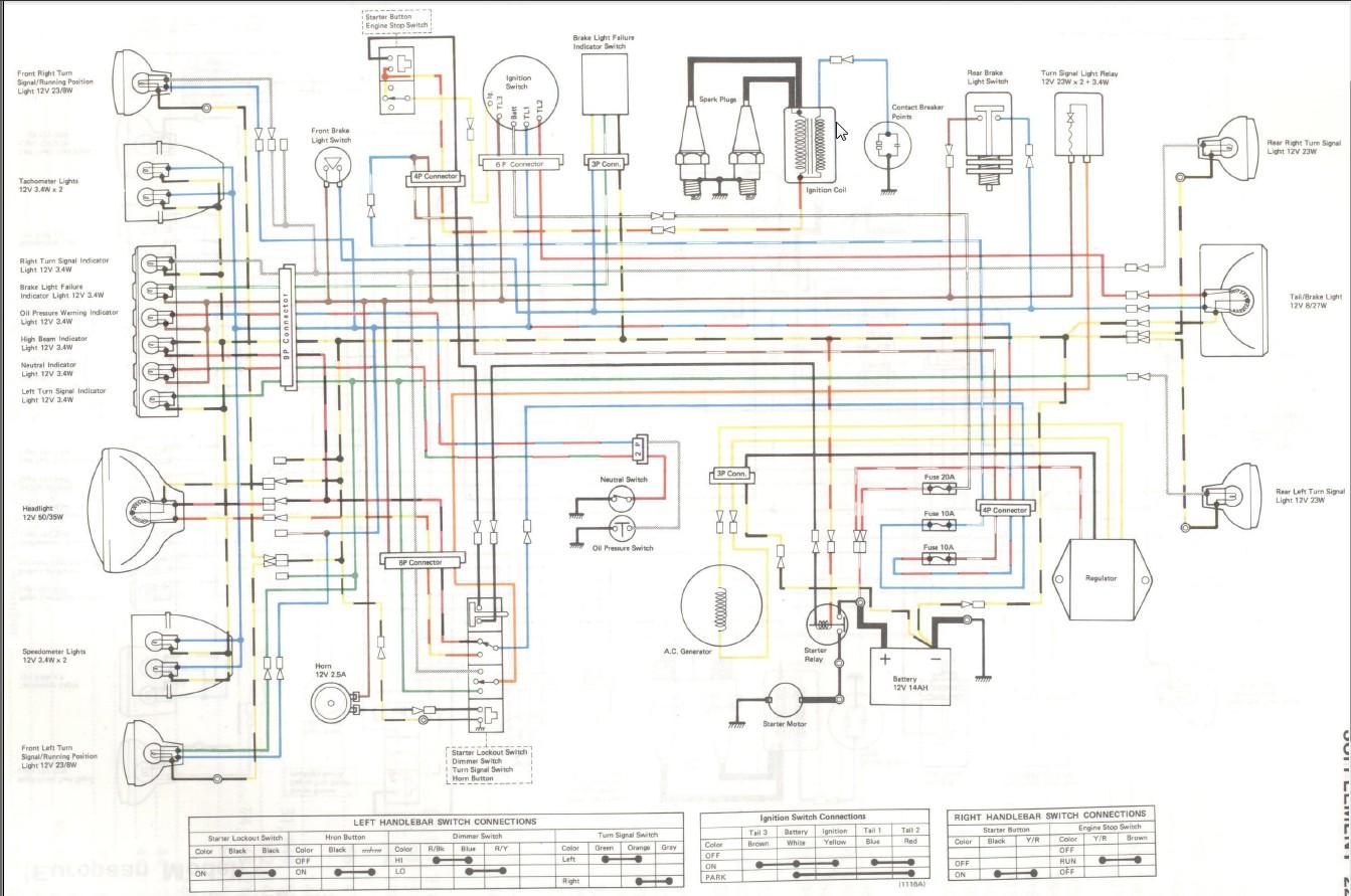 Honda Gx630 Wiring Diagram – Honda Gx630 Wire Harness
