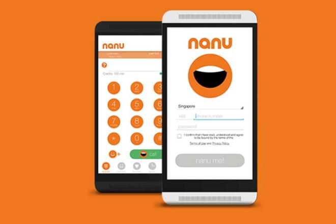 Conheça o Nanu, aplicativo para fazer ligações gratuitas Divulgação/Nanu App