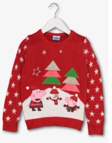 peppa pig jumper