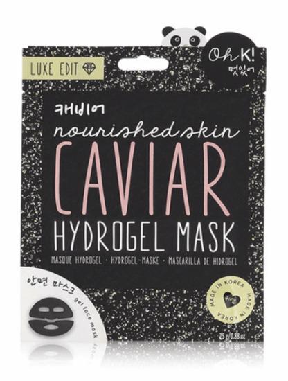 oh k caviar sheet mask