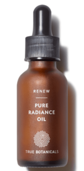 true botanicals renew radianc eoil