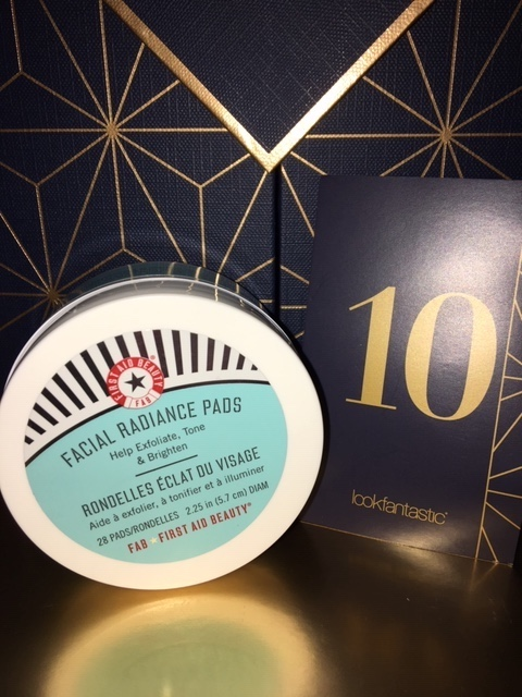 first aid beauty radiance pads