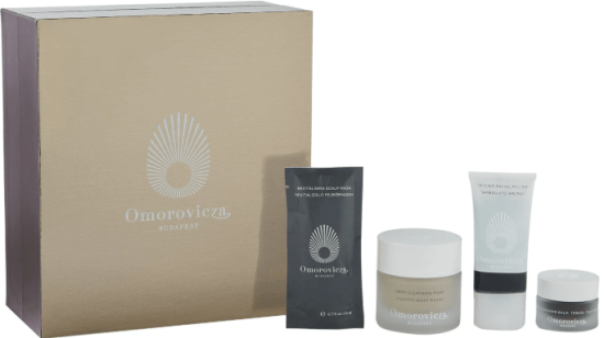 Omorovizca mud detox collection