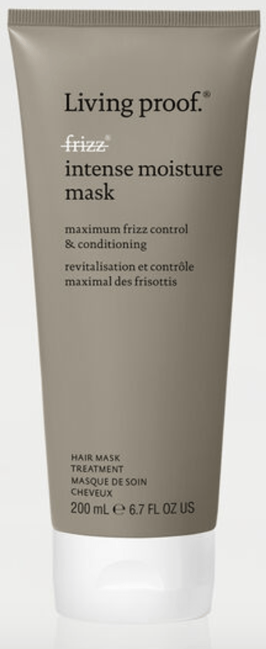 beauty 2020, living proof no frizz intense moisture mask