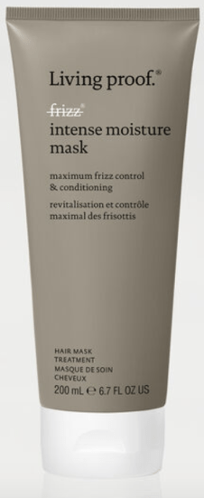 beauty 2020, living proof no frizz intense moisture mask