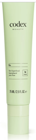new beauty 2020 codex skin superfood