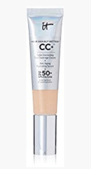 best foundation every skin, it cosmetics your skin but better cc cream