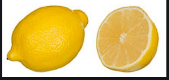 do's and don'ts rosacea - lemon