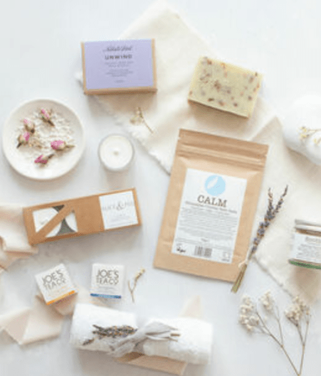 best beauty vegan mothers day gifts in the world, vegan pamper gift