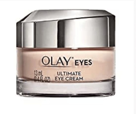 affordable skincare products - olay eyes