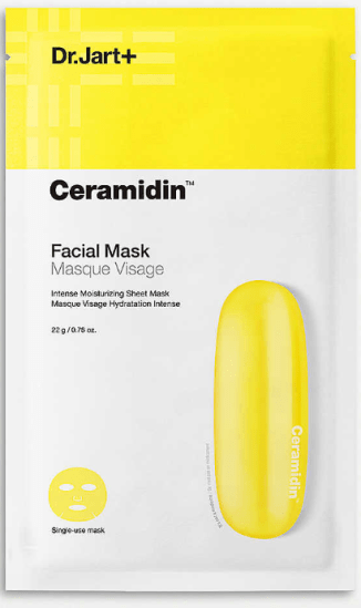 5 luxury sheet masks for an utterly pampered lockdown- dr. Jart ceramidin