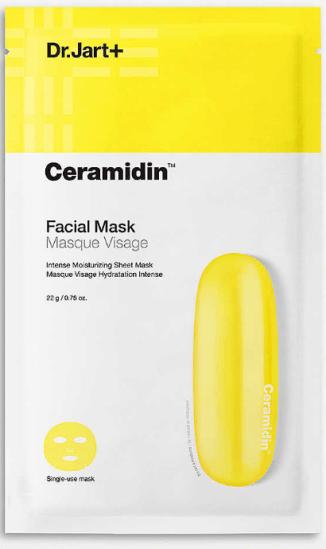 5 luxury sheet masks for an utterly pampered lockdown- dr. Jart ceramidin