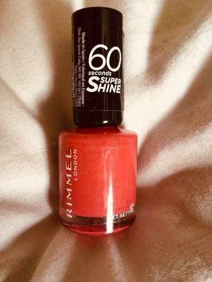best beauty finds week - rimmel nail
