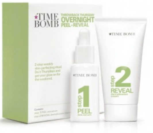 Unveil beautiful skin time bomb