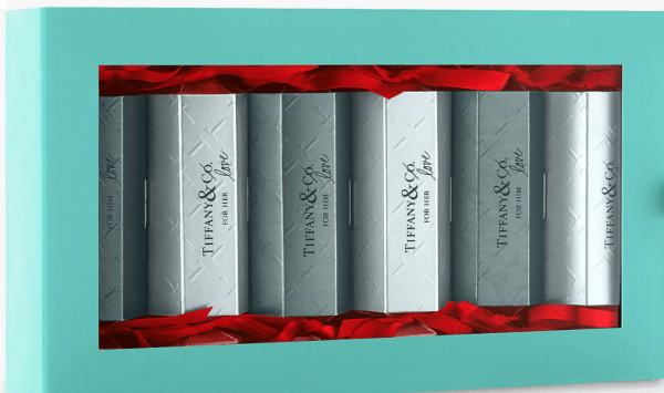 best beauty Christmas cracker, tiffany's