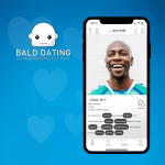newly launched bald dating app takes the world by storm