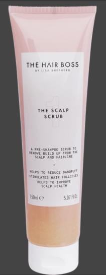 begin veganuary the right way with the hair boss the scalp scrub