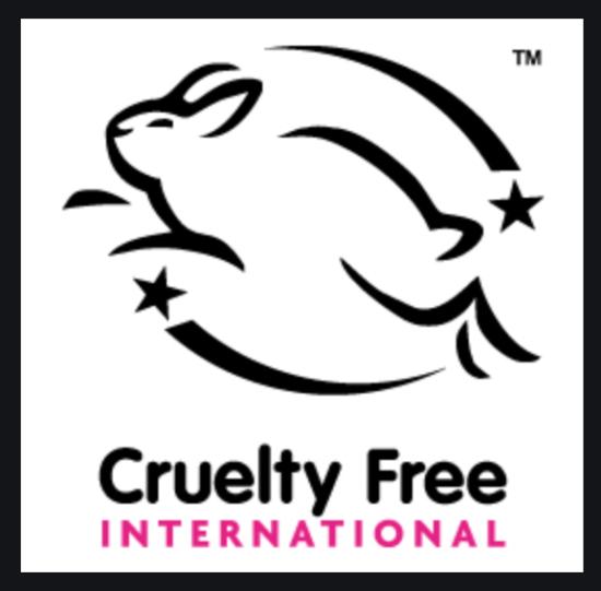 Garnier is approved by Cruelty free international