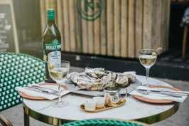 Celebrate World Oyster Day in style with Noilly Prat