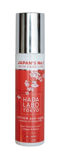 Hada Labo deliver game changing anti aging results