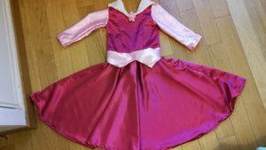 LA robe d'Aurore