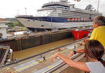Le canal de Panama célèbre cette année son 100e anniversaire.