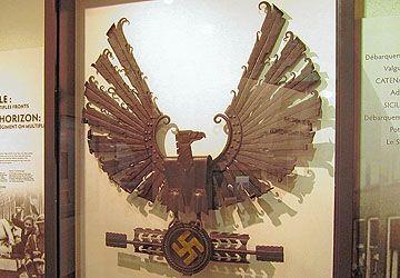 Un trophée de guerre ramené par le 22e régiment.
